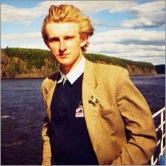 Александр Егорцев, журналист