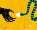 Тайны надкусанного яблока Apple