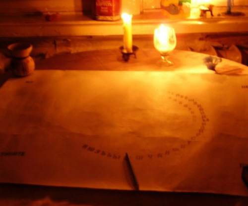 Наказание Божие за спиритизм