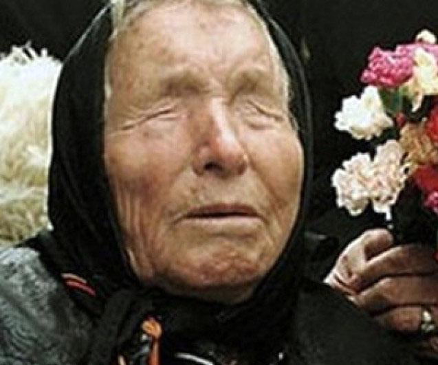 Ванга. Портрет современной колдуньи