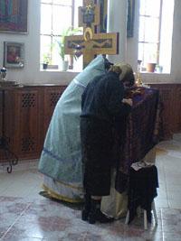Покаяние, исповедь