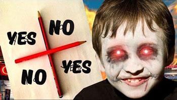 Чарли: сатанизм для детей