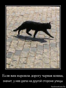 Демотиваторы о суевериях