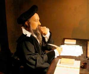 Безумие Нострадамуса и подлинные пророчества